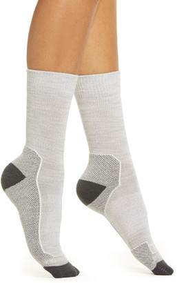 Icebreaker Hike Light Merino Wool Blend Crew Socks