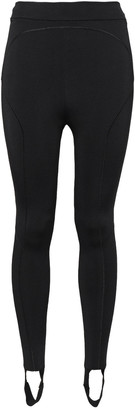 Victoria Beckham Knitted Stirrup Leggings