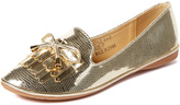 Comfort Zone Gold Kim Loafer