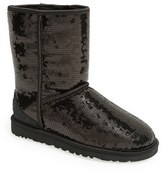 Women's Ugg Australia 'Classic Short With Sparkles' Boot