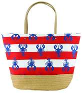 Condura Stripe Lobster Bag