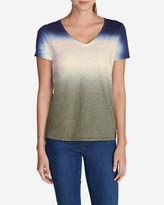 Eddie Bauer Women's Dip Dye T-Shirt