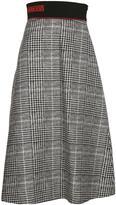 Fendi Prince Of Wales Check Skirt