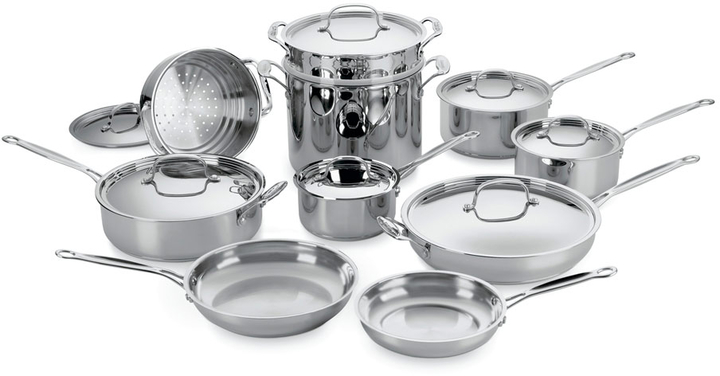 Cuisinart Chef's Classic Set (17 PC)