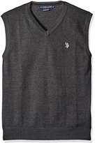 U.S. Polo Assn. Men's Solid Vest