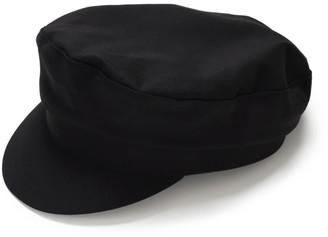 Justine Hats Black Cap