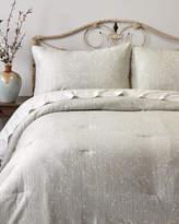 Barbara Barry Forties Floral Queen Comforter Set