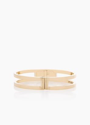 St. John Metal Cuff Bracelet