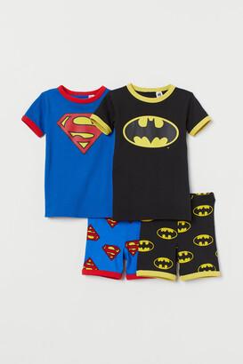 H&M 2-pack Pajamas