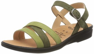 Ganter Women's Sonnica-e Ankle Strap Sandals