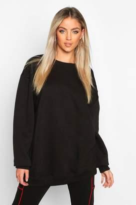boohoo The Basic Boyfriend Sweatshirt