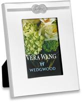 Vera Wang Wedgwood Infinity Baby Mini Frame - Silver