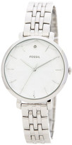 Fossil Women&s Incandesa Diamond Accent Bracelet Watch
