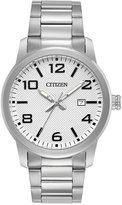 Citizen Men's Quartz Stainless Steel Bracelet Watch 42mm BI1020-57A, A Macy's Exclusive Style
