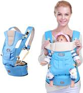 Baby Carrier Polyester Cotton Front and Back Comfort Kid's Waist Stool Backpacks Carrier Belt Hip Seat for Newborns Infants & Toddlers By GOMNEAR