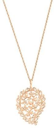 Tamara Comolli India Dream Classic 18K Rose Gold & Diamond Pendant