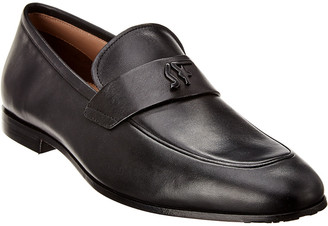 Salvatore Ferragamo Signature Leather Loafer
