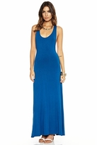 Lovers + Friends Feelin' Fine Maxi in Blue