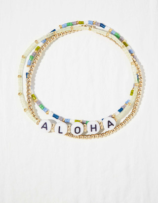 aerie Layered Bracelet