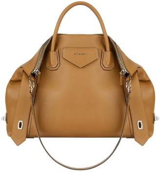Givenchy Medium Antigona Soft Bag Military Green