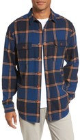 Gant Men's R1 Check Twill Shirt Jacket