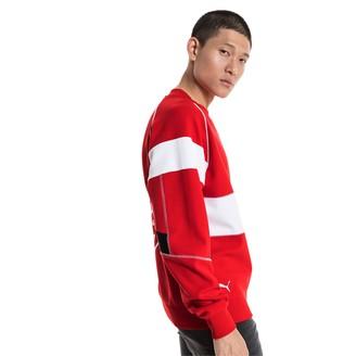 Puma Scuderia Ferrari Street Men's Crewneck Sweatshirt
