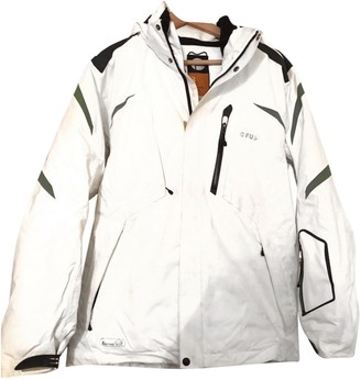 Fusalp White Synthetic Jackets