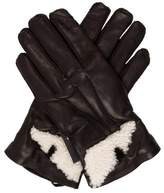 Fendi Leather Monster Gloves w/ Tags