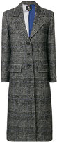 Paul Smith multi checked coat