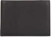 Bosca Men's Nappa Vitello Credit Wallet with I.D. Passcase