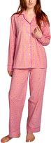 Malabar Bay Pink Geneva Organic Cotton Pajama Set