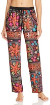 Josie Quilted Mauve Pants