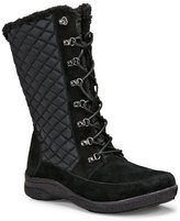 Propet Women's Alta Tall Lace Boot,Black,8.5 XX (4E) US