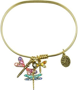 Anne Koplik Dragonfly Jumble Bracelet