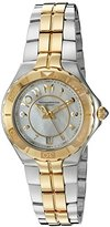 Technomarine Women's TM-715008 Sea Pearl Analog Display Swiss Quartz Two Tone Watch