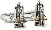 Paul Smith Rocket Silver-Tone Cufflinks