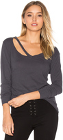 LnA Fallon Long Sleeve Top