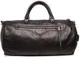Balenciaga Arena Creased-leather Duffle Bag