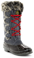 Khombu Jandice Faux Fur Trimmed Boot
