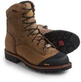"Chippewa Apache Work Boots - Waterproof, 8"" (For Men)"
