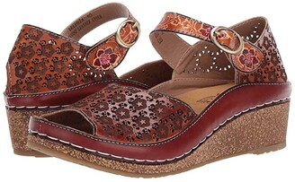 Spring Step L'artiste By L'Artiste by Delphia (Camel) Women's Shoes