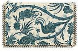 Zimmermann Chintz Bird Print Envelope Clutch