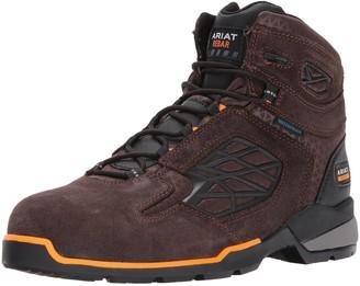 "Ariat Work Men's Rebar Flex 6"" H2O Composite Toe Work Boot"