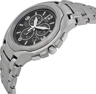 Citizen Eco-Drive Titanium Bracelet Chronograph Watch