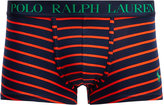 Ralph Lauren Striped Stretch Cotton Trunk