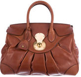 Ralph Lauren Leather Ricky Bag