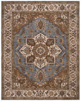 Safavieh Royalty Collection ROY700 Rug, Light Blue/Beige, 8' X 10'