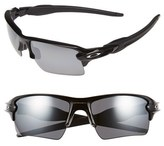 Oakley Men's 'Flak(TM) 2.0 Xl' 59Mm Polarized Sunglasses - Black