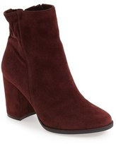 Arturo Chiang Women's 'Rakel' Gathered Heel Zip Bootie