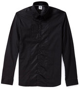 Ecko Unlimited Front & Center Long-Sleeve Woven Shirt